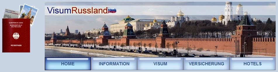 versicherung russland visum